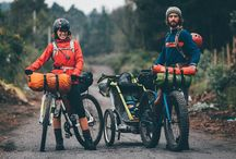 Bikepacking into the unknown / Human-powered adventures with one of the best inventions of all time!