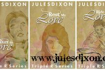 Triple R Series Reader and Fan Pins / This board is for readers and fans of Triple R Series from Jules Dixon to share pins they think would be great and tell us why! Just request access by messaging. <3 Jules