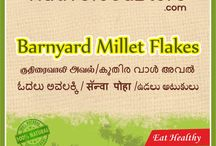 Millet Flakes products
