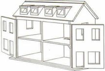 Doll house plans