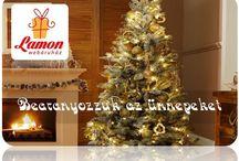 Lamon karácsony xmas.lamon.hu