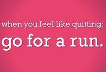 Running / by Kinzie Craig