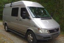 vans to luxury motorhomes