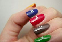 Nails / All sorts of nail art