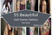 Tattoo Inspiration / Tattoo Ideas and inspiration