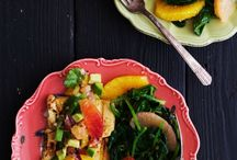 Summer Tofu Dishes