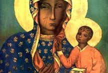 Sanktuaria Maryjne / Holy Mary Sanctuaries / by Anna Kopczynska