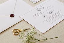 Papelaria | Casamento Clássico