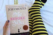 Yo antes de ti / Todo lo relacionado a Jojo Moyes