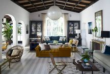Living Rooms / beautifully inspired living rooms that invite you to make yourself at home.  http://casastephensinteriors.blogspot.com / by Casa Stephens Interiors.com