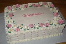 Tortas decoración crema