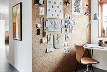 arbeitszimmer // home office