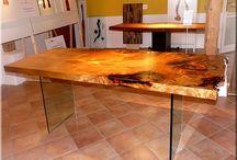 Bútorok, konyha / Antik, industrial loft, vintage stílusú fa és vas berendezési tárgyak