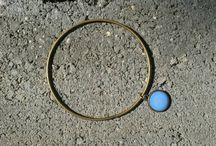 Bibe concrete bracelet