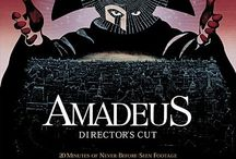 Amadeus film / Amadeus is a drama film directed by Miloš Forman, adapted by Peter Shaffer from his stage play Amadeus. The story, set in Vienna, Austria, during the latter half of the 18th century, is a fictionalized biography of Wolfgang Amadeus Mozart. Mozart's music is heard extensively in the soundtrack.