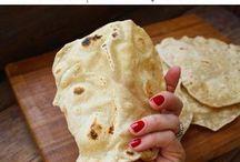 Pão  Indiano.