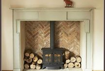 fire places and Self catering
