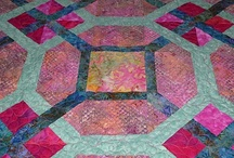 Quilts & Quilting inspiration / Quilts I have made and quilts I find inspiring that others have made.