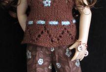 Куколки и одежда