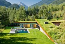 Sustainable Architecture / The latest products and architecture designed to be sustainable