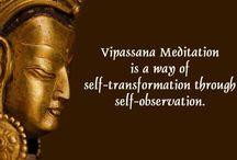 """MEDITAÇÃO / Grato Buda """"Arte de viver"""""""