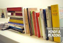 Books / by Rebekah Fisher