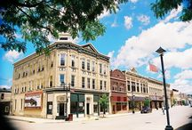 Plymouth, WI / The charming town of Plymouth lies just one hour north of Milwaukee, one hour south of Green Bay and 10 miles from Lake Michigan. This is our headquarters and home to our state-of-the-art converting facility. It's also the home of Road America — fastest road racing course in North America — and just a 10-minute drive from Kohler, which has some of the finest golf in the world.