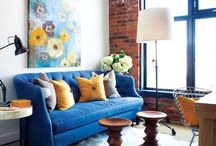 A Space of Her Own / Interior design and decor
