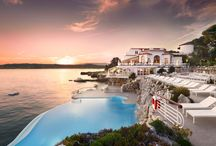 Hotels / Luxury hotels in Monaco and on the French Riviera.