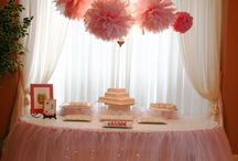 Table Tutu party ideas