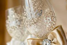 decoracion de copas