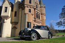 A Very Special Place  / Classic cars Scotland  bespokeTours