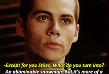 Stiles/Dylan