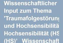 Hochsensibel/-sensitiv