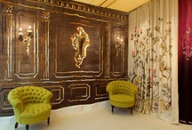 Wonderful Walls / Wallpaper, surfaces and finishes that amaze. / by Deb Barrett Window Fashion Expert
