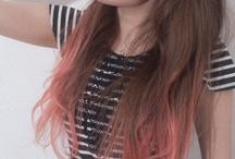 Hair W colour