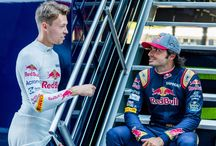 2016 BELGIAN GRAND PRIX / Daniil Kvyat, Carlos Sainz, track action, garage, team, pitlane... enjoy the best shots from our #F1 2016 Belgian Grand Prix. Full Galleries on http://win.gs/str_galleries . Wallpaper download section on http://win.gs/str_download. #F1 #tororosso #kvyat #sainz #redbull #BelgianGP