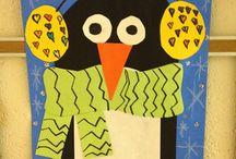 KUVIS / Pingviinit