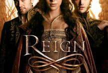 Beautiful costumes of Reign