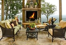 Luxury Outdoor Furniture / Summer Classics has a wide variety of luxury patio, yard and porch furniture available. For more information visit www.summerclassics.com / by Summer Classics