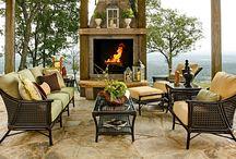 Luxury Patio Furniture / Summer Classics has a wide variety of luxury patio furniture available. For more information visit www.summerclassics.com / by Summer Classics