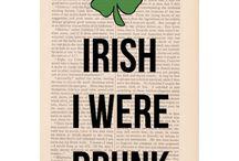 Luck o' the Irish  / by Heather Cron