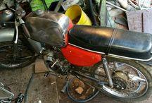 moped / 50ccm Maschinen
