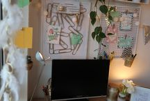 Schreibtisch Makeover Von Madlen Bloggt YouTube / Auf Meinem Youtube Kanal  Madlen Bloggt Findet Ihr Meine