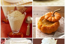 Fall Recipes / by Marcy Bishir