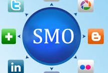 Social Media Optimization / Social Media Optimization is one of the most imperative aspect  in now day's for any web owner or website.Website ranking and status is now days directly effected by the SMO work. It contains several social sites like #Facebook, #Twitter,#LinkedIn & #Google-plus.