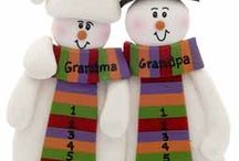 Gifts for Grandparents / Grandparents will love to receive these ornaments from their grandchildren! / by Ornament Shop