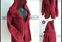 crochet clothing & hats