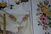 salon veya masa örtüsü