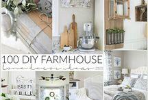 farmhouse styl